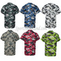 Youth Camouflage Short Sleeve Tee Shirt back view