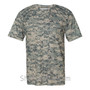 Sand Badger Men's Short Sleeve Sublimated Camo Tee