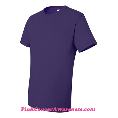Purple Womens T-Shirt