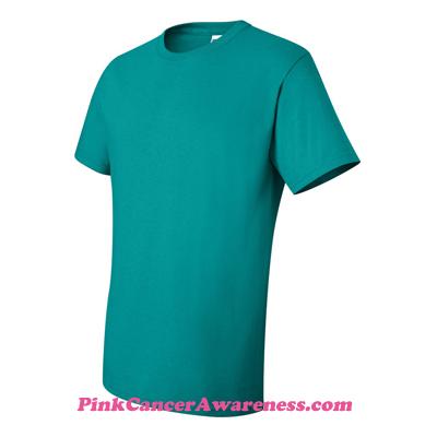 Pink Womens T-Shirt