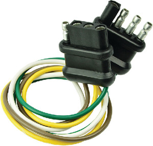 ANCOR 249101 CONNECTOR-FLAT 4-WIRE 12  LOOP