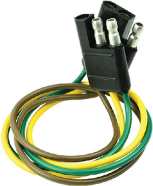 ANCOR 249103 CONNECTOR-FLAT 3-WIRE 12  LOOP