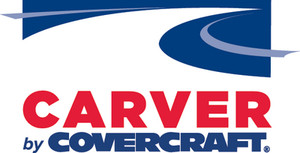 CARVER COVERS 404A10 3 BOW 79-84IN CAD GRAY CANVAS