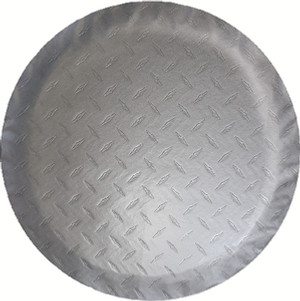 "ADCO PRODUCTS INC 9753 TIRE COVER C 31.25"" DIA SILVER"