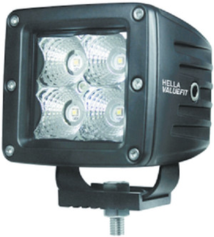 HELLA 357204831 LIGHT KIT-CUBE 4 LED FLOOD