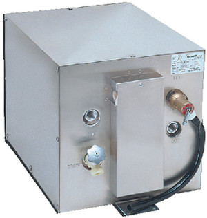 ATTWOOD MARINE F1100 WATER HEATER 11G FRONT EXCHG.