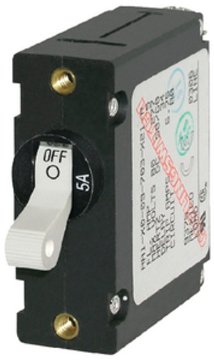 BLUE SEA SYSTEMS 7214 CIRCUIT BREAKER AA1 20A WHITE