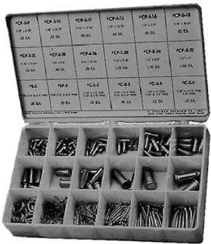 C. SHERMAN JOHNSON  37-503 CLEVIS PIN ASSORTMENT