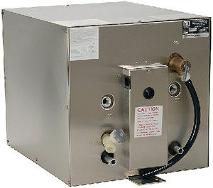 ATTWOOD MARINE F1200 WATER HEATER 11G FRONT EX SS