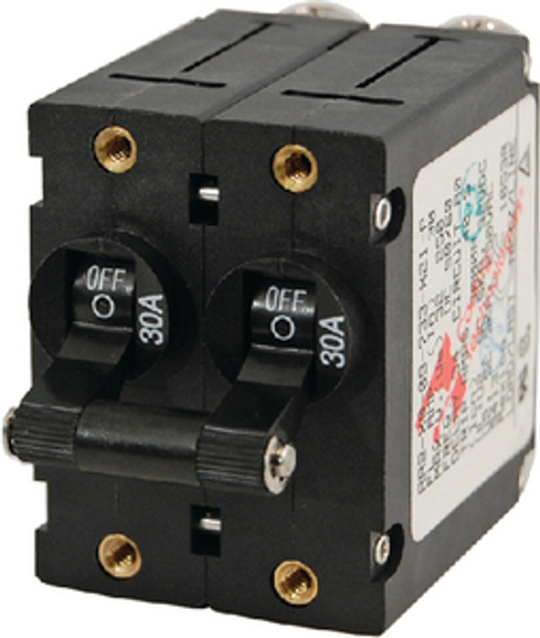 BLUE SEA SYSTEMS 7234 CIRCUIT BREAKER AA2 15A BLACK