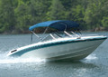 CARVER COVERS A5481UB10 3 BOW TOP KIT 79-84 GRAY
