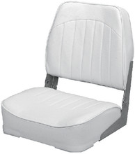 WISE SEATING 8WD734PLS-712 ECONOMY LOW BACK RED