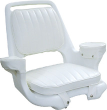 WISE SEATING 8WD1007-3-710 CAPTAINS CHAIR W/ CUSHIONS