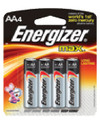 LOGISTICS CORP E91BP4 BATTERY AA ENERGIZER 4/CD  @12