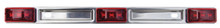 """OPTRONICS MCL97RBP SS RED ID LITE BAR OVER 80"""""""