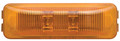 OPTRONICS MCL61ABP THINLINE AMBER MARK/CLEAR LITE