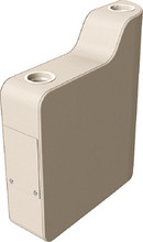 WISE SEATING 3009-990 CONTOUR ARM-REST LEFT PLATIN