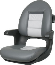 TEMPRESS PRODUCTS 57017 ELITE HI-BACK HELM SEAT CHAR