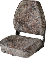WISE SEATING 8WD617PLS-730 HIGH BACK CAMO DUCK BLIND