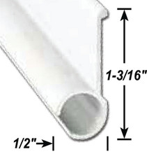 A P PRODUCTS 021-50803-16 AWNING RAIL MILL 16' @5