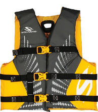 STEARNS 2000029259 PFD YOUTH ANTIMICRO GOLD