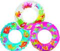 "Intex 59242EP Swim Ring 24"" Asst 0731-0038"