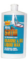 GARRY'S ROYAL SATIN WAX G132 ROYAL SATIN LIQUID WAX 32OZ