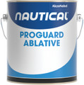 NAUTICAL PAINT 993/1 PROGUARD ABLATIVE BLACK GALLON