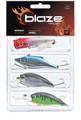 Blaze BLZ4PK 4 Pack Hardbait 5721-0206