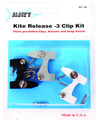 Black Marine RC60 Kite Release Clip 0391-0015