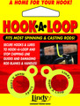 Lindy AC030 Hook-A-Loop Black 2Cd 0928-0132