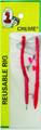 Creme 0402-01-1 Midget Crawler Worm 0303-0002