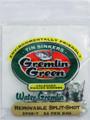 Water Gremlin ZPSS-7 Gremlin Green 1336-0006