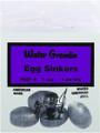 Water Gremlin PEG-6 Egg Sinker 1336-0013
