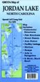 GMCO 40400 Jordan Lake Map 0719-0016