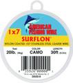 AFW D020-0 Surflon Nylon Coated 1x7 1614-0006