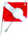 Marine Sports 4668 Flag/Float Combo 1758-0007