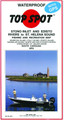 Top Spot N234 Map- Stono River 0588-0008