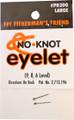 Kipper PB200 Fly Eyelet Lg 3Pk 0281-0001