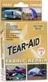 Tear-Aid TYPE A Fabric Tear Repair 3005-0001
