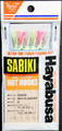 Hayabusa S-505E-6 Mix-Flash Sabiki 0811-0007