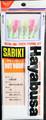 Hayabusa S-506E-10 Mix-Flash Sabiki 0811-0009