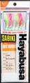 Hayabusa S-506E-14 Mix-Flash Sabiki 0811-0011