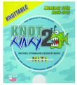 Knot2Kinky NT01015 Leader Wire 25lb 4590-0017