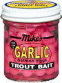 Mike's 1035 Garlic Salmon Eggs Pink 0138-0028