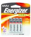 Energizer E92BP-4 Max Alkaline AAA 4673-0002