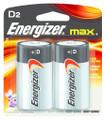 Energizer E95BP-2 Max Alkaline D 4673-0004