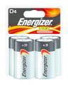 Energizer E95BP-4 Max Alkaline D 4673-0009