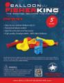 Balloon Fisher King 41159 Starter 4887-0001