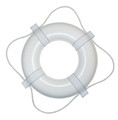 "Taylor Made 360 Ring Buoy 20"" White 0202-0009"
